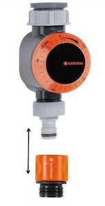 Gardena 31169 Mechanical Water Timer