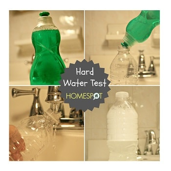 How To Test For Hard Water