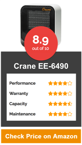 Crane EE-6490 Space Heater