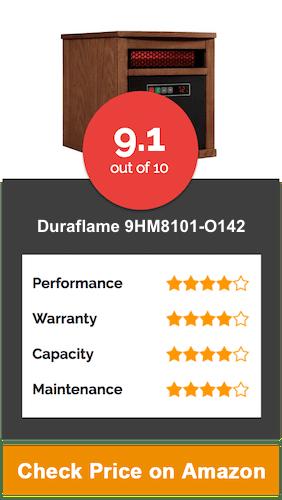 Duraflame 9HM8101-O142 Portable