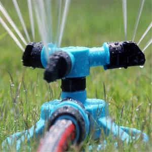 KINGSO 360 Degree Rotating Automatic Garden Sprinkler