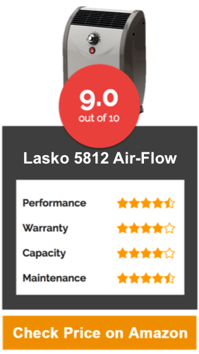 Lasko 5812 Air-Flow Heater