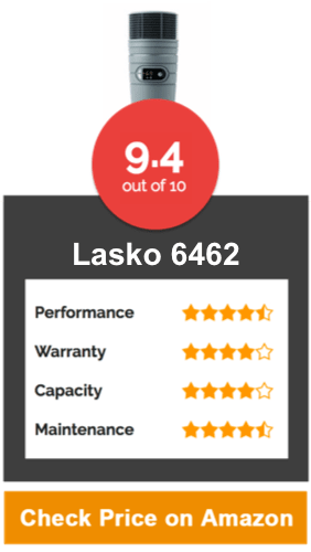 Lasko 6462 Space Heater