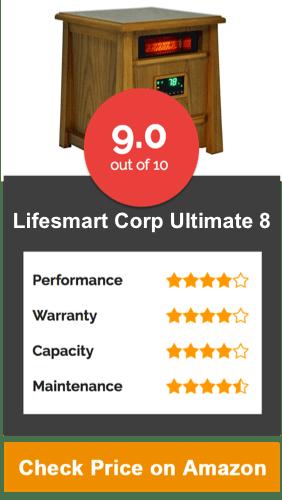 Lifesmart Corp Lifelux Series Ultimate 8 Element