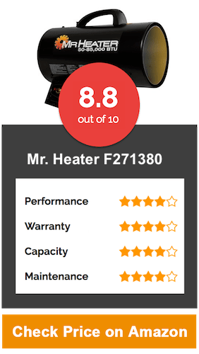 Mr. Heater F271380 MH85QFAV