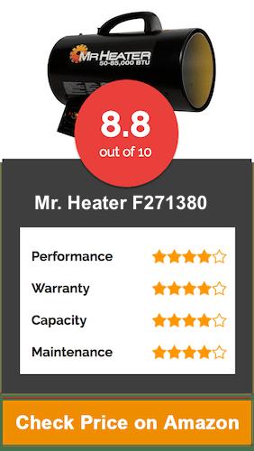 Mr. Heater F271380 MH85QFAV