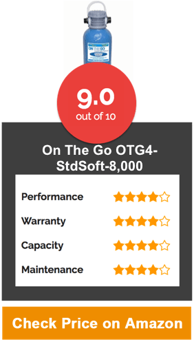 On The Go OTG4-StdSoft-8,000