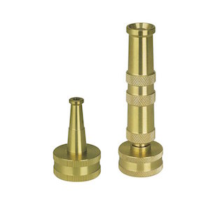 Sun Joe SJI-4BHNC Ultimate Solid Brass