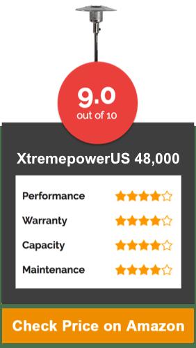 XtremepowerUS 48,000 BTU Premium
