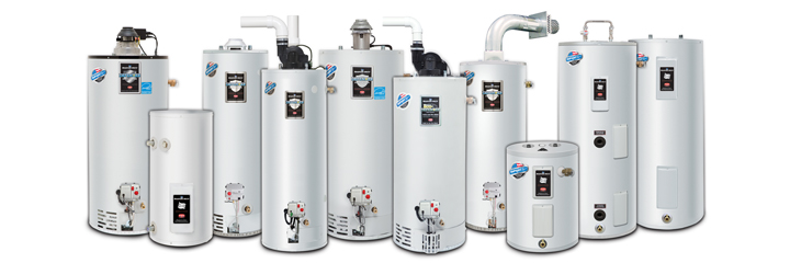 select best water heaters