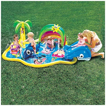Banzai Sprinkle and Splash Water Table