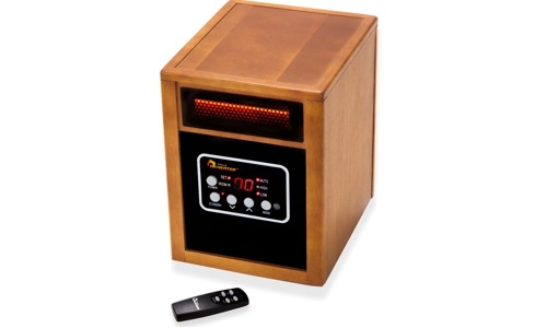 Best Dr Infrared Heater Portable Space Heater Reviews of 2017