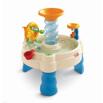 Little Tikes Spiralin Seas Water Table