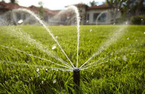 How to Install Water Sprinkler System