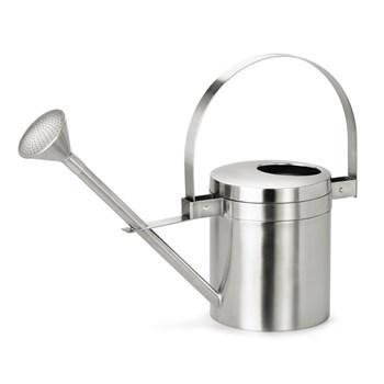 Stainless Steel Watering Can With Long Spout