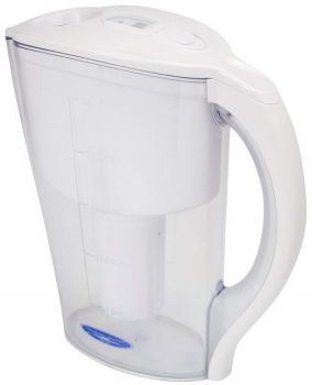 crystal quest water pitcher filter